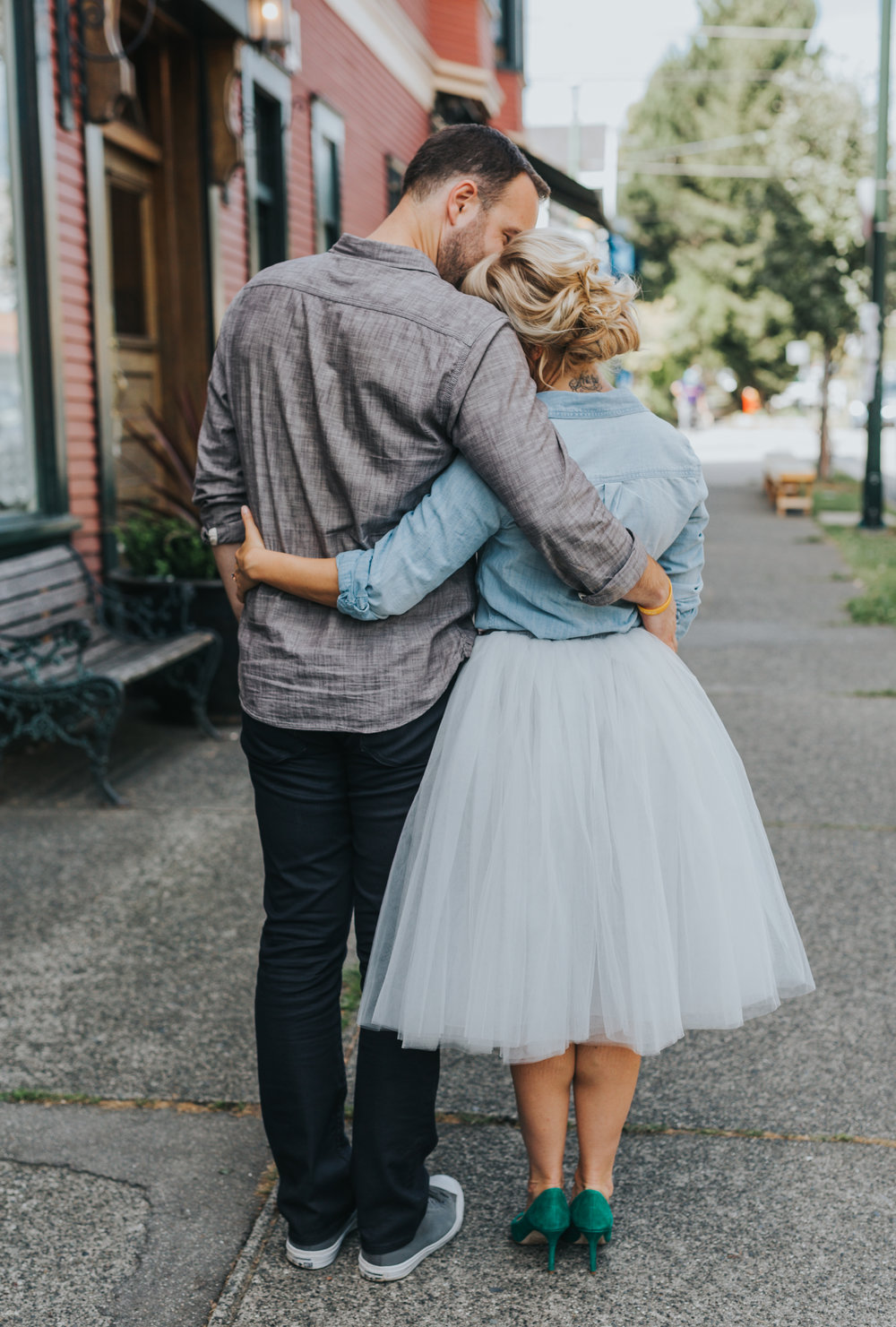 Vancouver Engagement Photos, Kitsilano Engagement, Artistic Vancouver Wedding Photographer