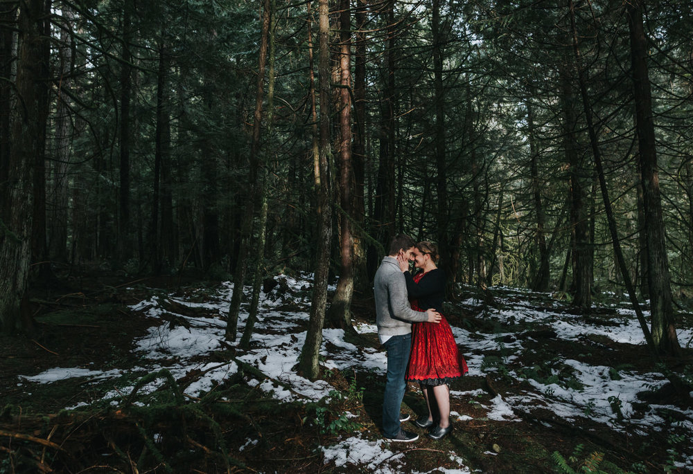 WHISTLER ENGAGEMENT PHOTOS, SUNSHINE COAST BC VANCOUVER WEDDING PHOTOGRAPHER, JENNIFER PICARD