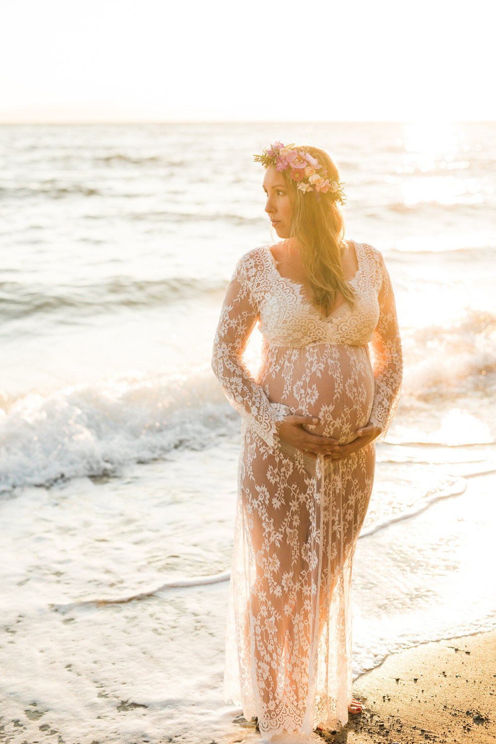 Sunshine Coast Vancouver Portrait Photographer - Vancouver Wedding Photographer - Sunshine Coast BC Maternity Photos