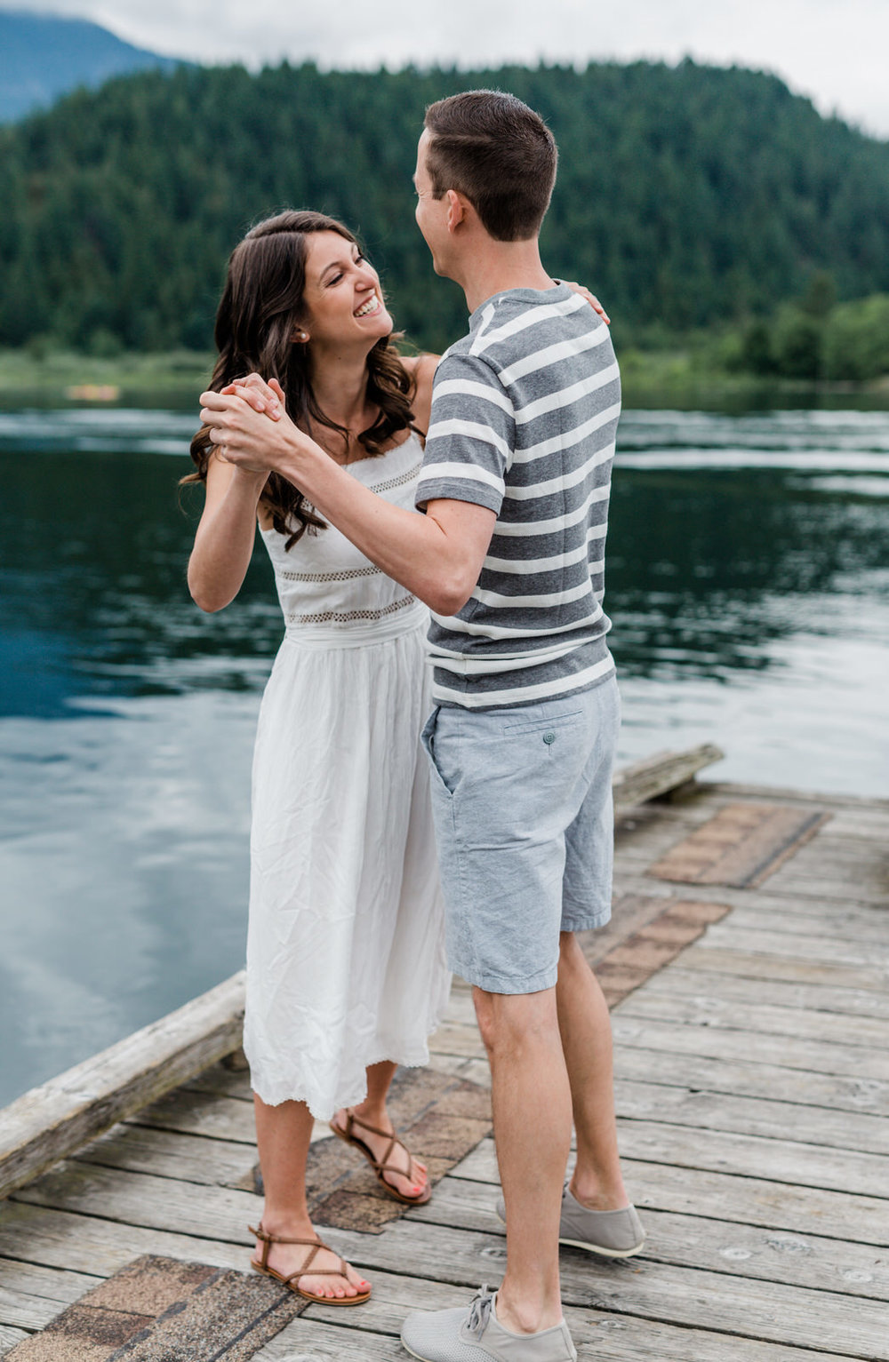 Pitt Lake Engagement Photos, Jennifer Picard Photography, Vancouver Wedding Photographer, Vancouver Engagement Photographer