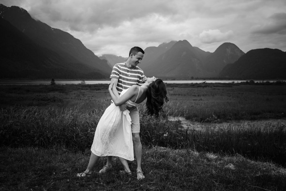 Pitt Lake Engagement Photos, Jennifer Picard Photography, Vancouver Wedding Photographer, Vancouver Engagement Photographer -DSCF9571.jpg