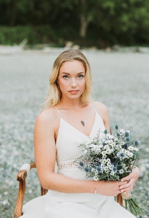 Beach Boho Inspired Bridal Editorial — Eco-friendly Wedding Dresses ...