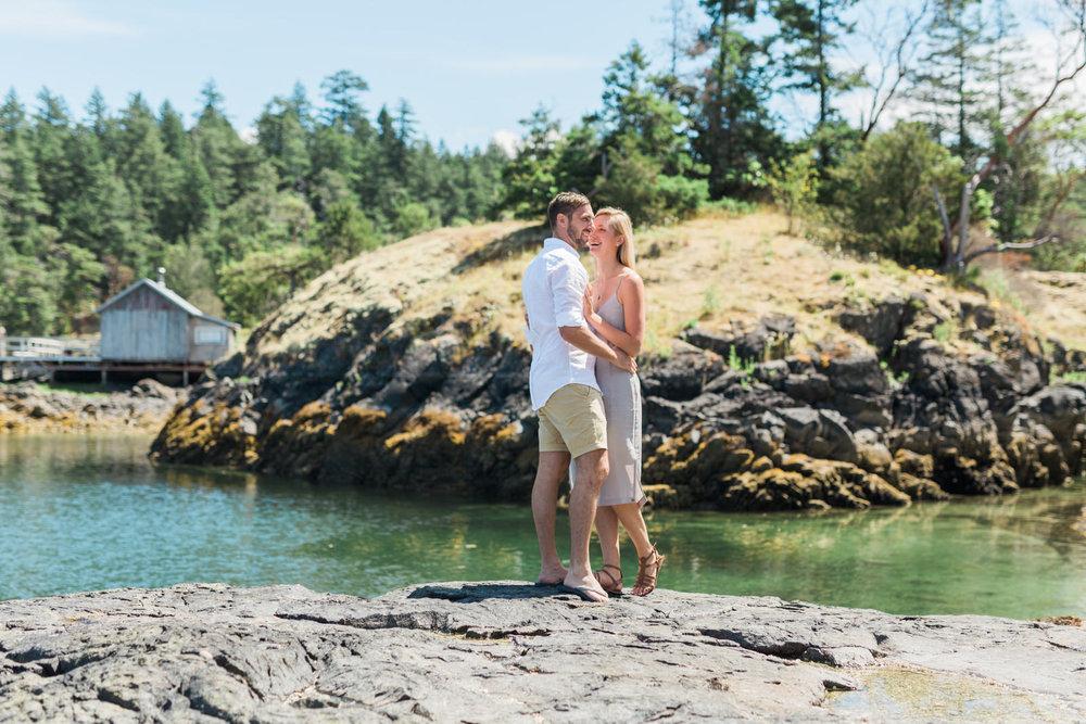 Sunshine Coast Engagement Photos, Smuggler Cove engagement, Vancouver wedding photographer, sunshine coast wedding photographer, jennifer picard
