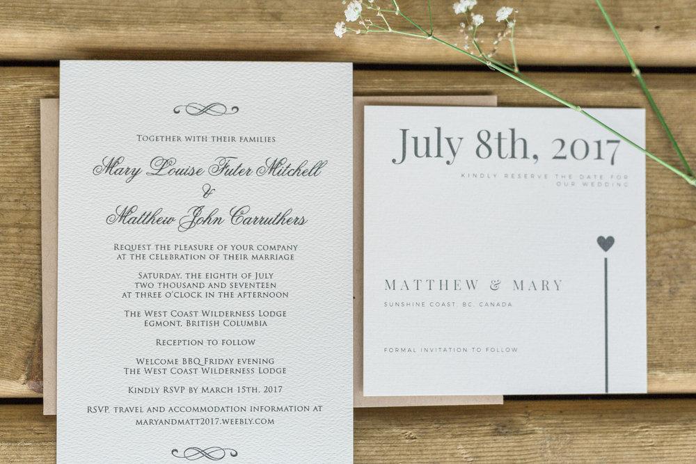 Gorgeous West Coast Wilderness Lodge Wedding — Mary & Matthew (With ...