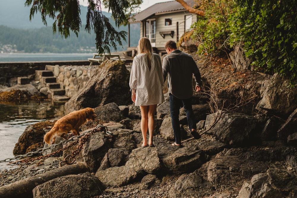 Keats Island Engagement Photos - Sunshine Coast Engagement Photos - Sunshine Coast Wedding Photographer - Vancovuer Wedding Photographer - Jennifer Picard Photography - IMG_0484.jpg