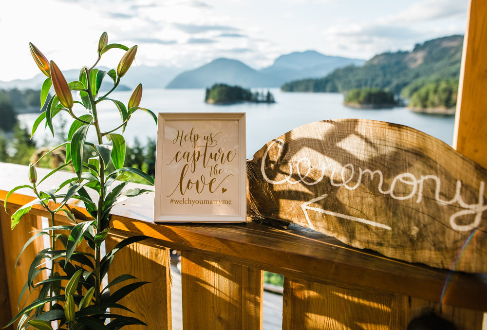 IWest Coast Wilderness Lodge Wedding Photos - Vancouver Wedding Photographer & Videographer - Sunshine Coast Wedding Photos - Sunshine Coast Wedding Photographer - Jennifer Picard Photography -