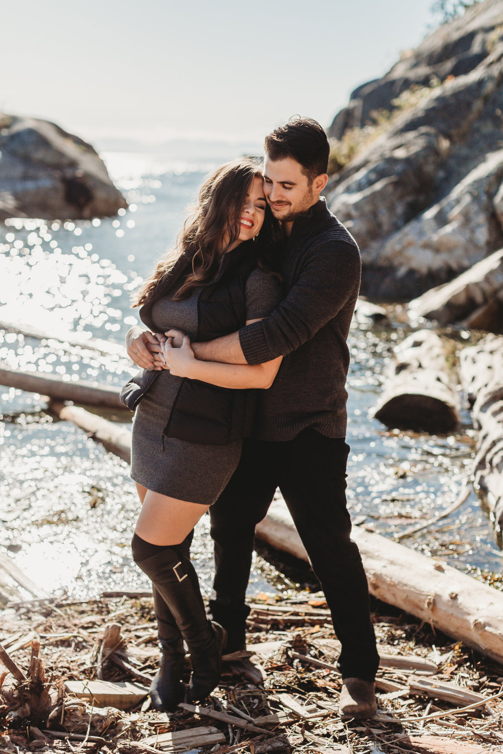 Lighthouse Park Engagement Photos - Vancouver Wedding Photographer & Videographer - Sunshine Coast Wedding Photos - Sunshine Coast Wedding Photographer - Jennifer Picard Photography - IMG_5710.jpg