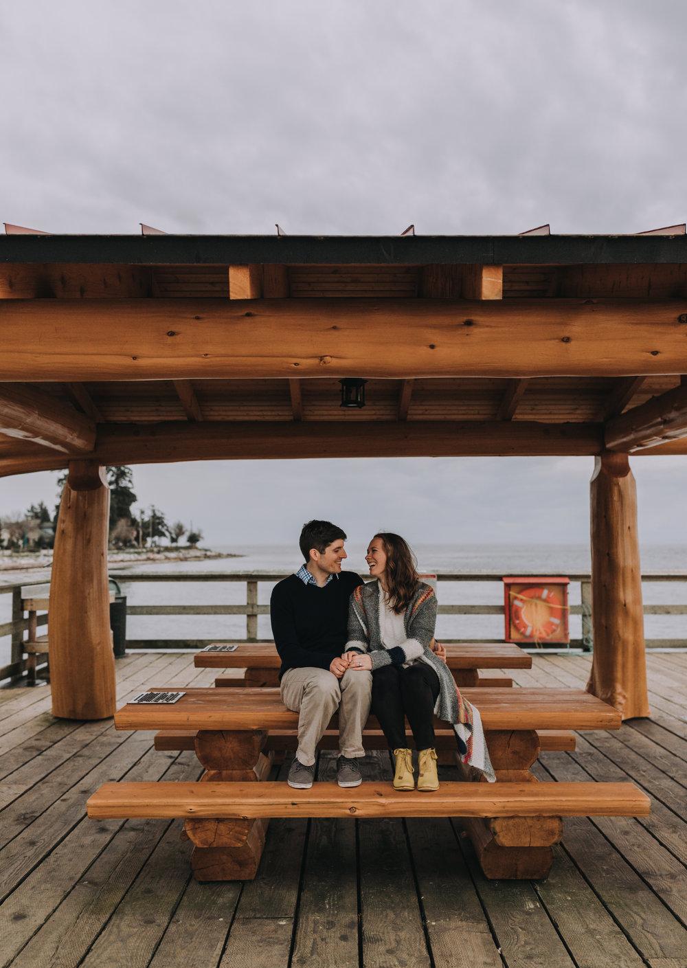 Forest Engagement Photos - Sunshine Coast BC Engagement Photos -  Sunshine Coast Wedding Photographer - Vancouver Wedding Photographer - Jennifer Picard427.JPG