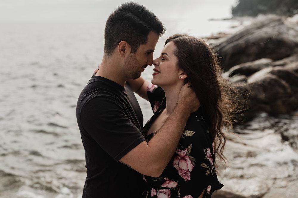 Sechelt Engagement Photos, Sunshine Coast Wedding Photographer