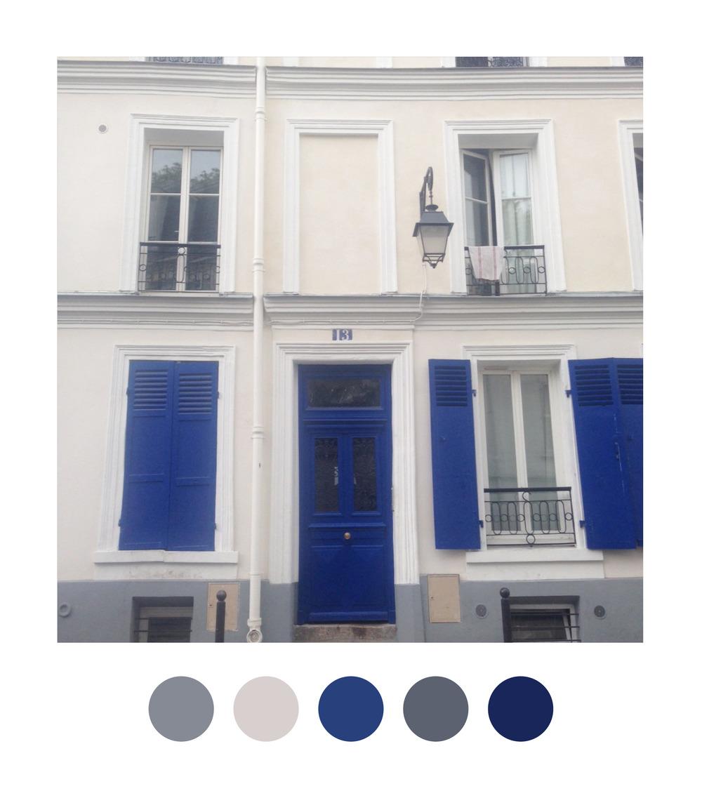 bluedoors
