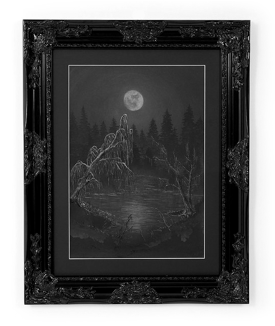 Dylan Garrett Smith XVX Under the Willows framed.jpg