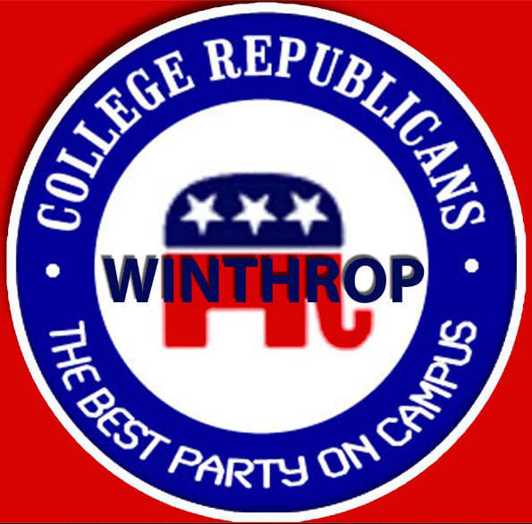 Winthrop College Republicans - The Winthrop College Republicans are fighting the conservative fight on Winthrop's campus in Rock Hill! They are enthusiastic and host such events as debate parties, rallies, and forums!Website: [Click Here]President: Tyler GriffinVice President: Abigail AudetteContact: collegerepublicans@winthrop.edu