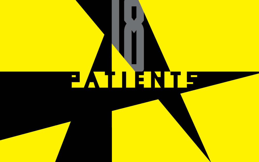 PATiENTS New 'ANARCHY' Logotype