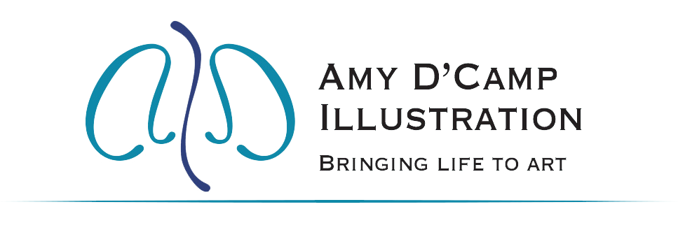 Amy D'Camp, Medical Illustrator