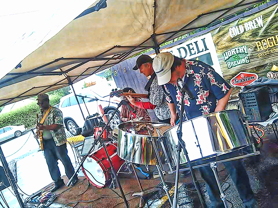 Christopher Kern and the Island Breeze Band