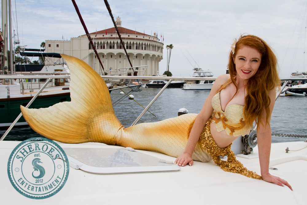 Catalina Mermaid on Yacht.jpg