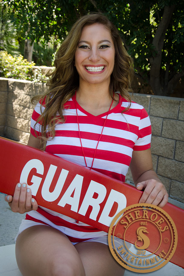 Yes! We have kid-friendly, certified, lifeguards for hire. Call (805) 328-4911 to reserve yours.