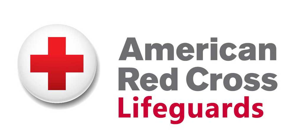 american red cross lifeguards logo