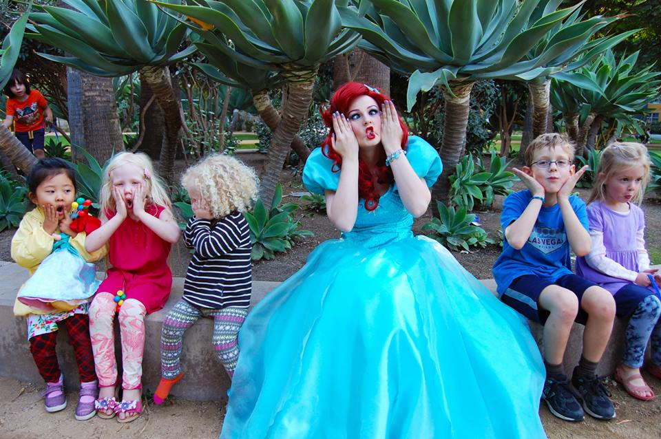 Little Mermaid Playing with Kids.jpg