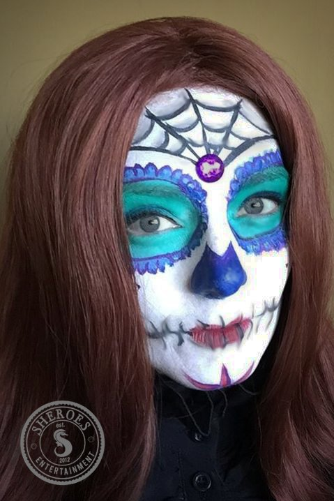 female sugar skull- Sheroes.jpg