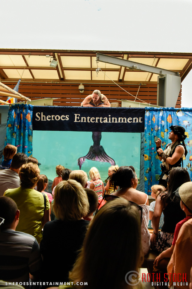 Sheroes Entertainment LLC - Marmaids and Pirates at the Dana Poi