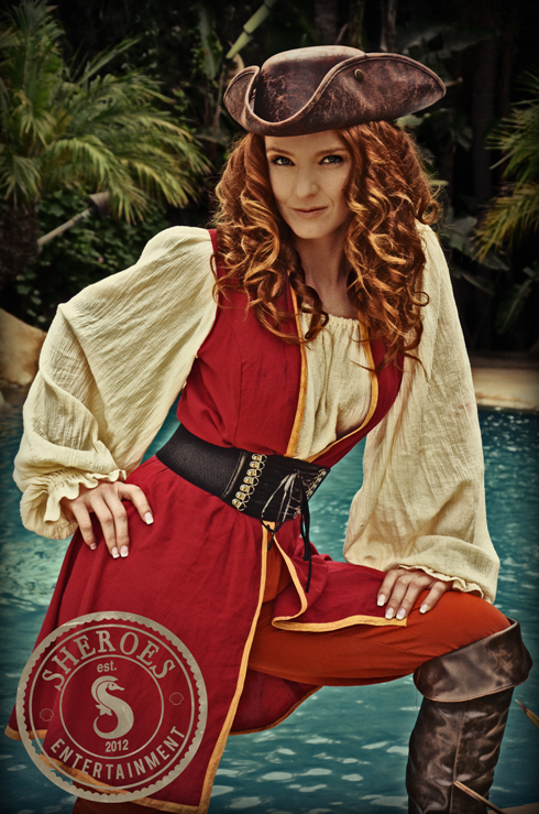 Red Jessica Pirate Performer Los Angeles.png