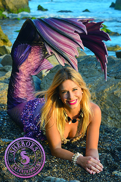 Professional Mermaid Lona Los Angeles