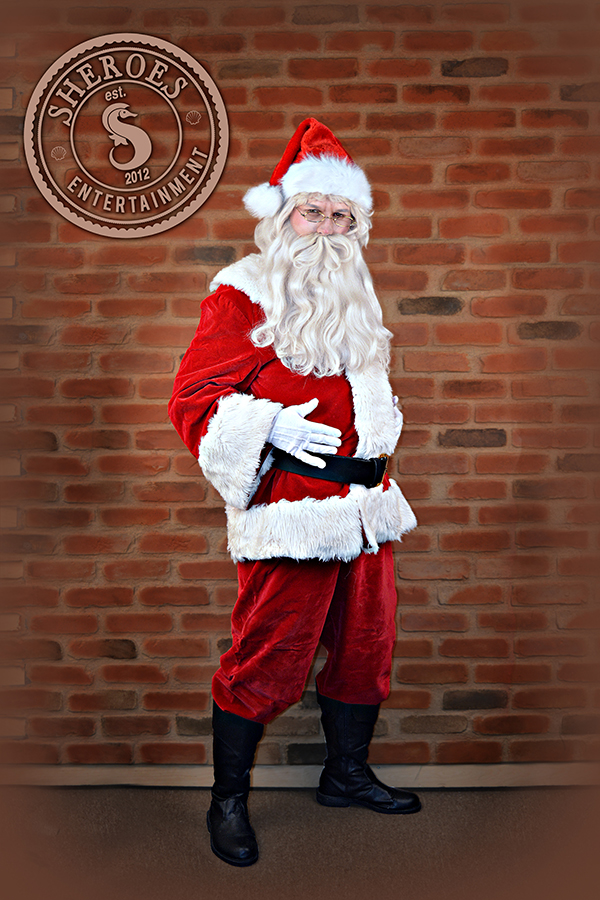 Hire Santa Claus in Beverly Hills or Los Angeles