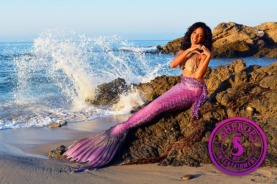Black Mermaid Los Angeles