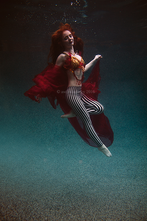 Chris Ward Orange Dress Photo 3 - Virginia Underwater.jpg