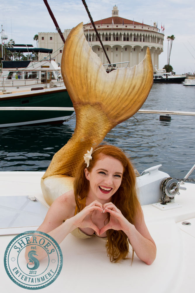 Catalina Mermaid Heart Avalon Boat.JPG