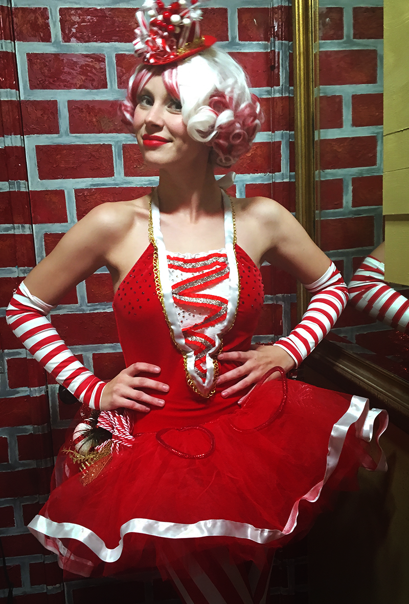 Peppermint Dancer Elf