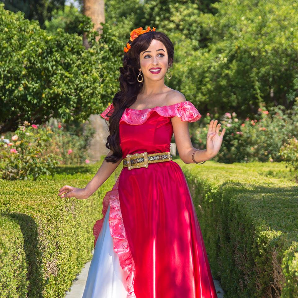 Elena the Spanish Princess Los Angeles Party Entertainment