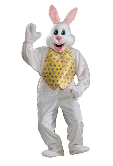 The Boy Easter Bunny Costume Option