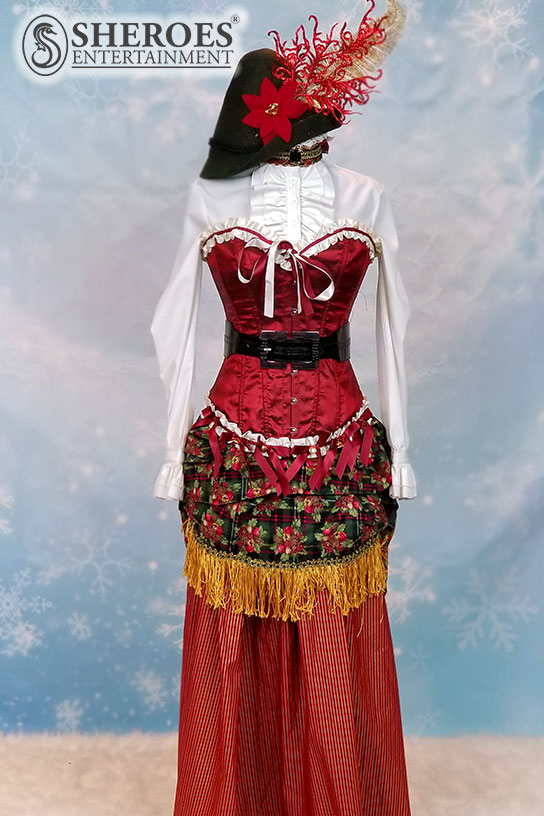 Victorian Dress Elf