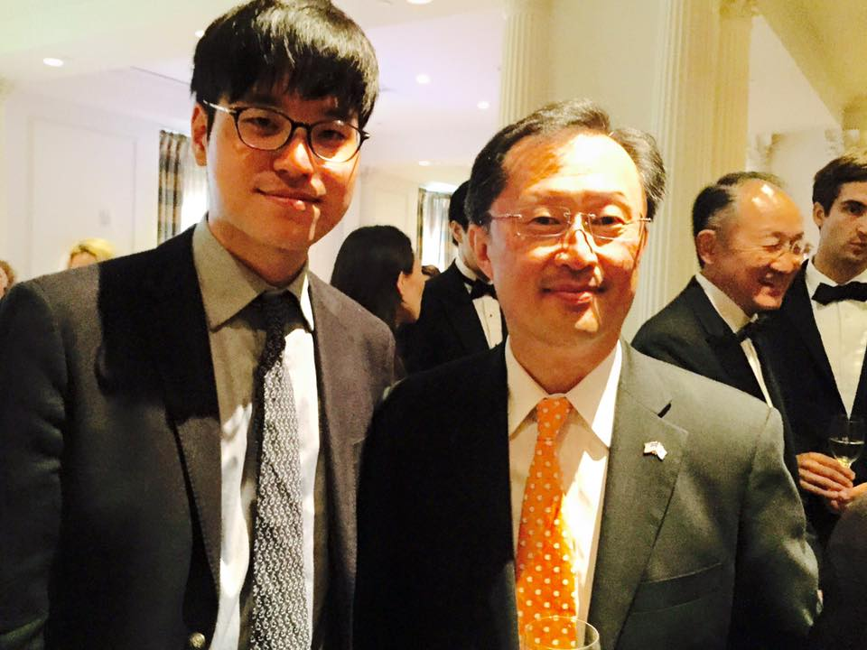 Y.S. Chi - Chairman, Elsevier / RELX Group