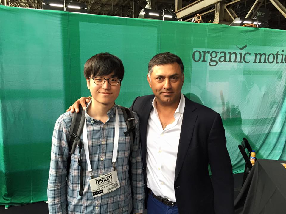 Nikesh Arora - former CEO, Softbank