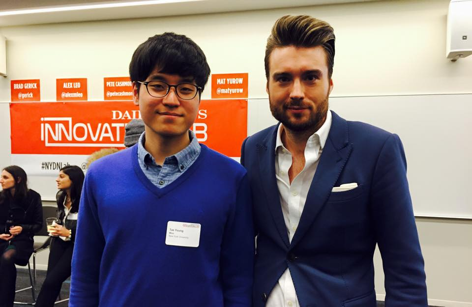 Pete Cashmore - Founder, Mashable