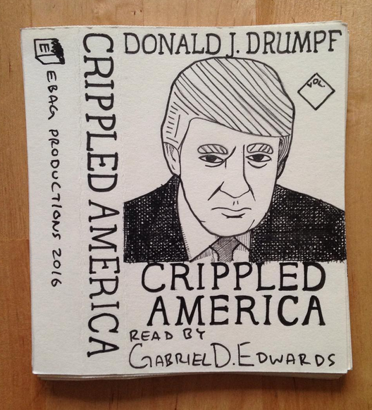 Drumpf variant cover