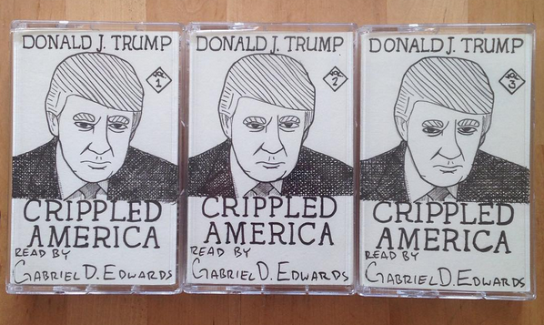 Crippled America by. Donald J. Trump