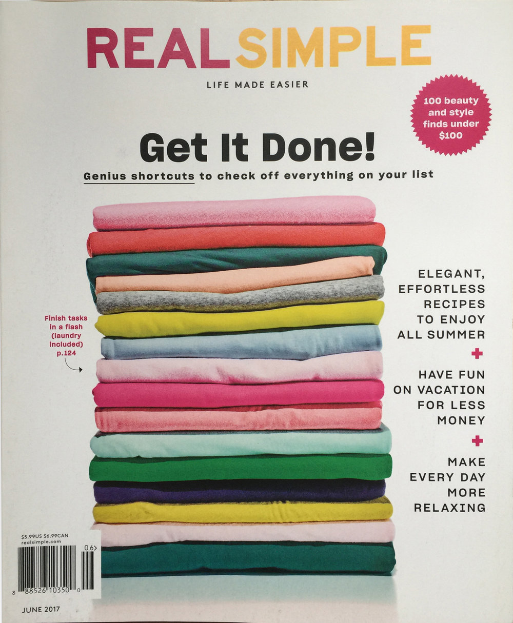 Real Simple June 2017 -