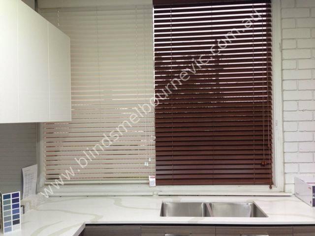 Timber/PVC Venetians