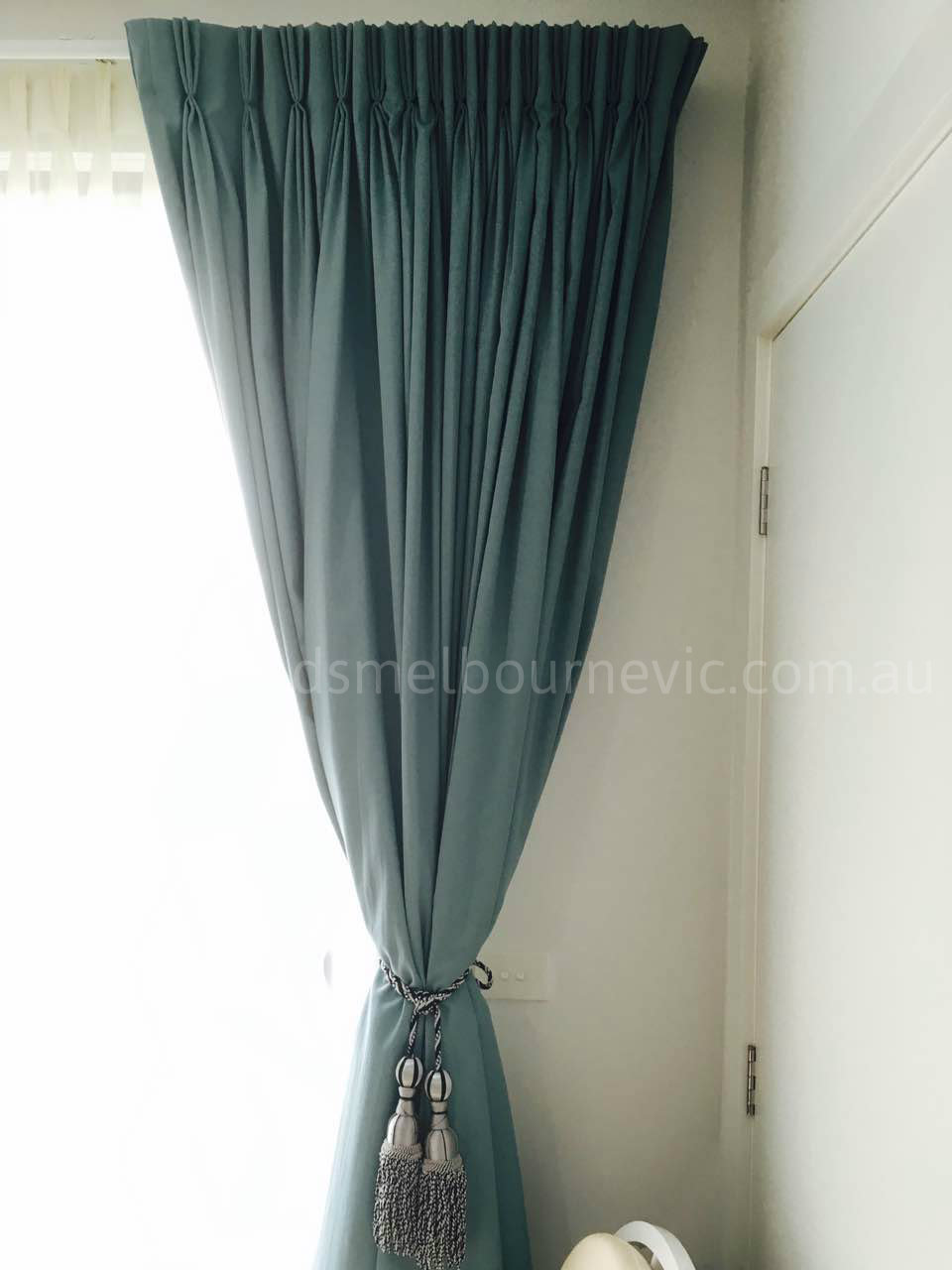 Curtain + Sheer