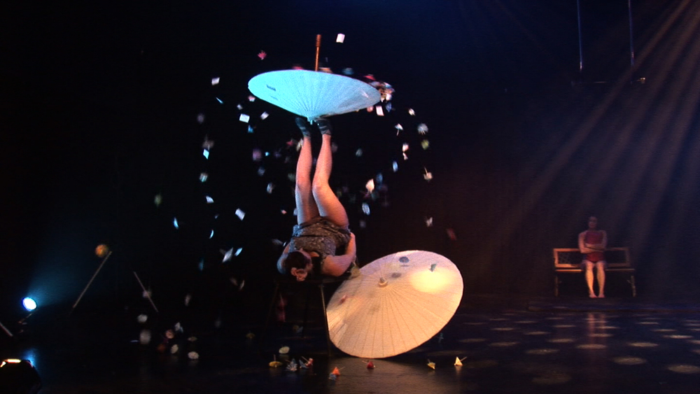 DownPour, A4 Circus Ensemble