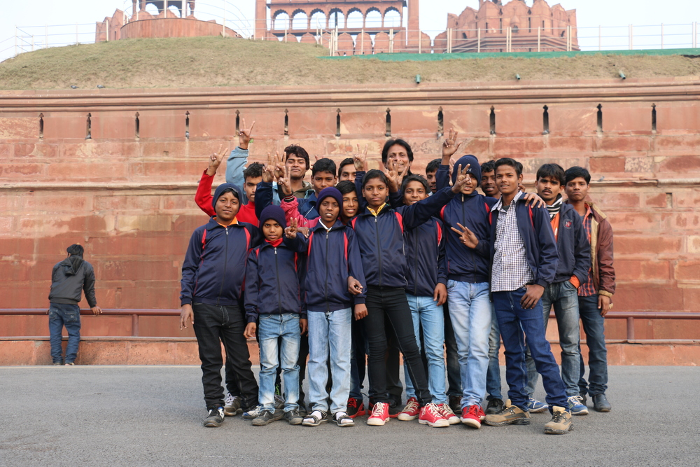 Red Fort, Delhi - 2015