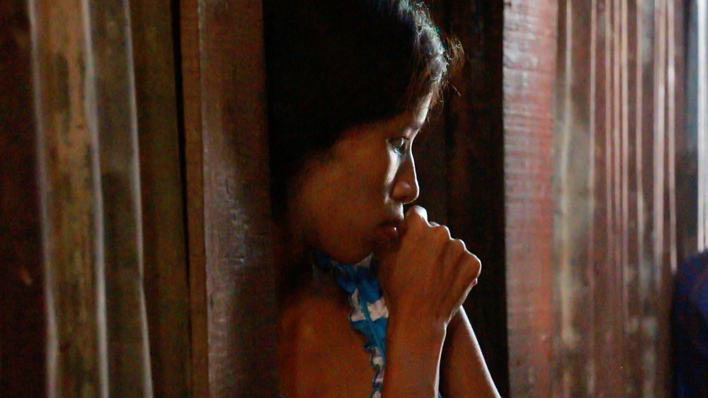 Sex worker in Phnom Penh