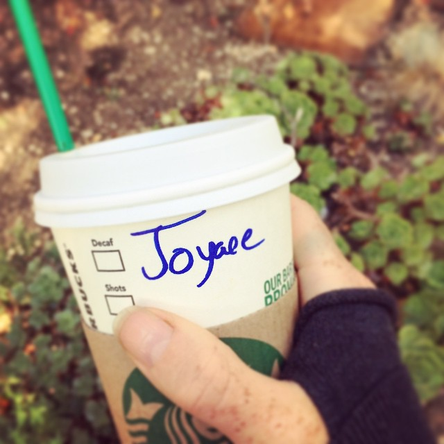 Just add it to the collection... #starbucksfail #mynameisdoris #illtakejoyous