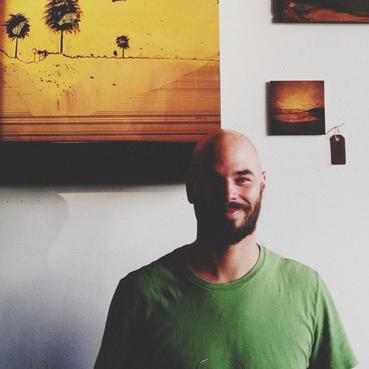 Brett Kirkpatrick   Artist, Surfer,Producer, Cinematographer living in Ventura, CA.  brettkirkpatrick.com