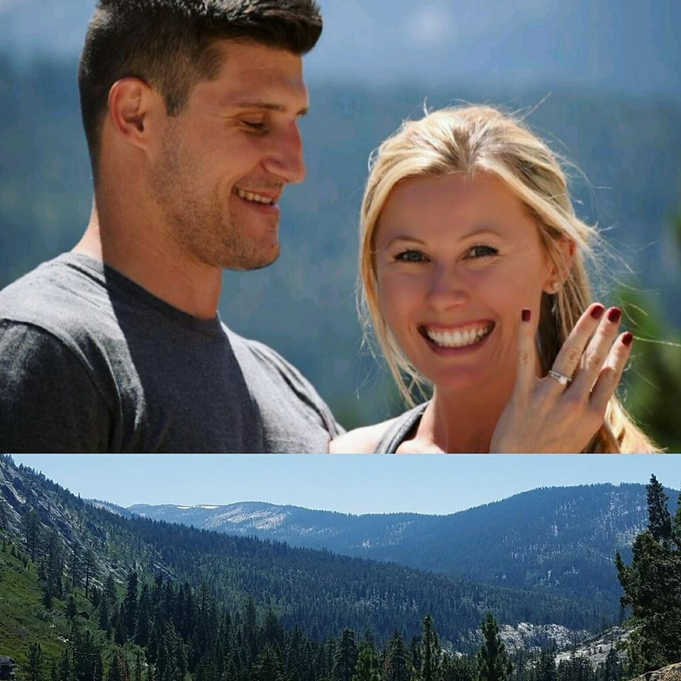 Getting Hitched! - Our wonderful Hygienist Rachael just got engaged while hiking in beautiful Tahoe!! We are so happy for her and her man!