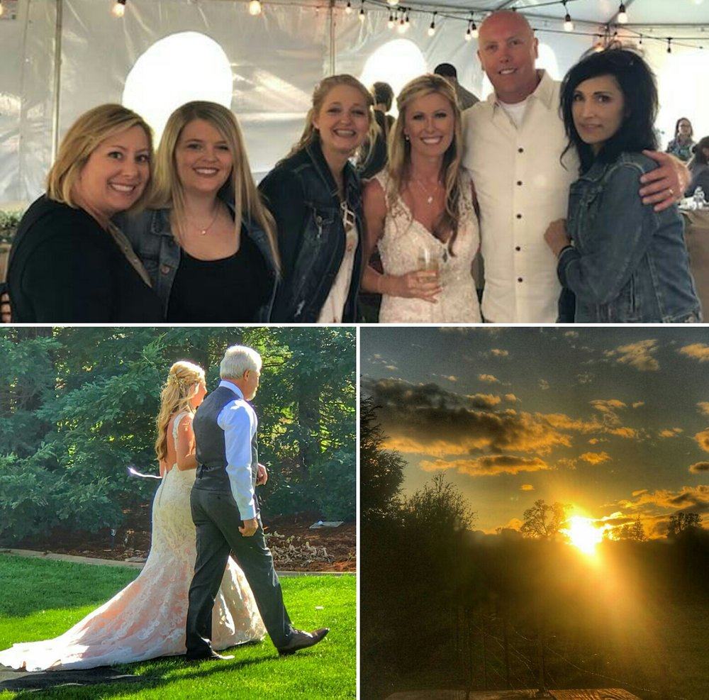 Wedding Bells!! - Our beloved hygienist Rachael got married on April 7th!!! It was a beautiful ceremony in Oak Run, CA. We are so happy for her and her new husband Ryan. They are an amazing couple!
